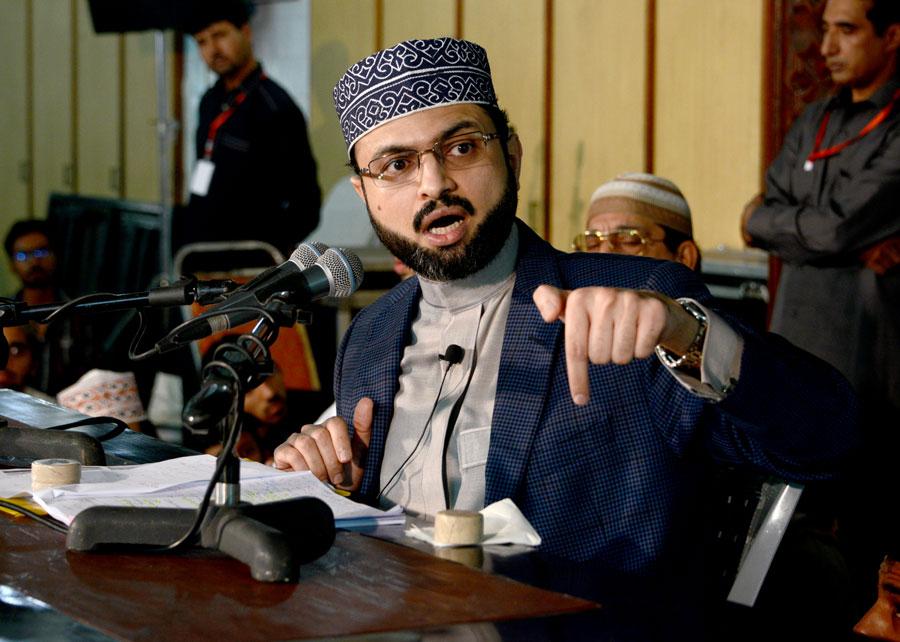 Mahabbat e Elahi awr Zikr Saliheen | Juma tul Mubarak | speech by Dr Hassan Mohi ud Din Qadri