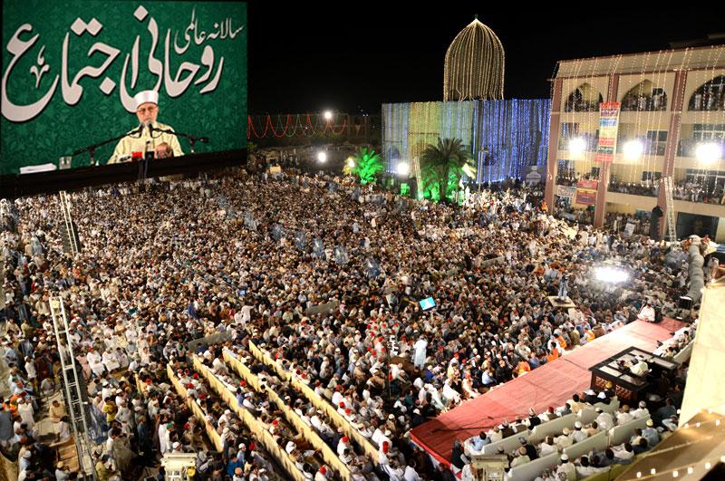 Societies that cherish peace, human welfare remain alive: Dr Tahir-ul-Qadri