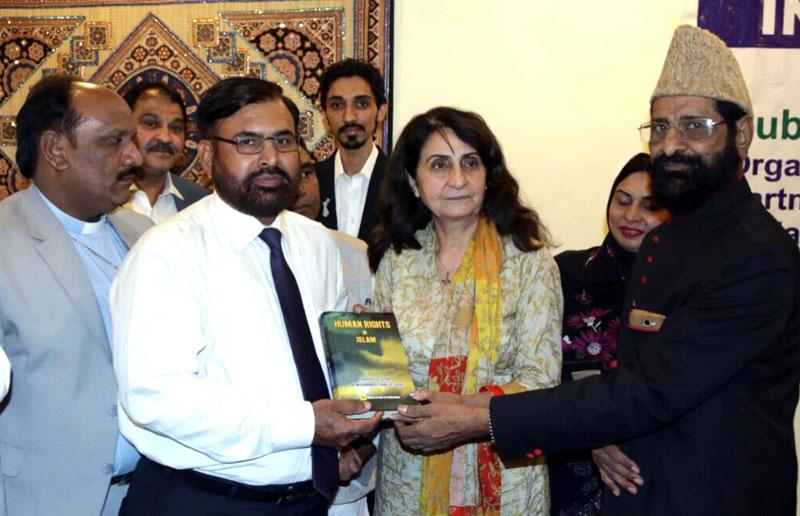 اسلام بین المذاہب رواداری اور بھائی چارے کی تعلیمات دیتا ہے: سہیل احمد رضا