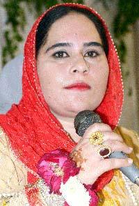 محترمہ فاطمہ جناح نے تحریک پاکستان میں خواتین کو متحد کیا: فرحت دلبر اعوان