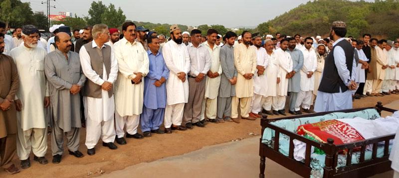 ڈاکٹر طاہرالقادری کا ڈاکٹر رحیق عباسی کے بھائی کے انتقال پر اظہار افسوس