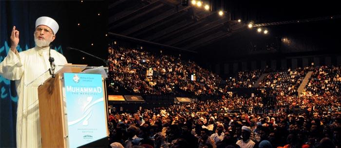 برطانیہ: 'امن برائے انسانیت' عالمی امن کانفرنس 2011ء