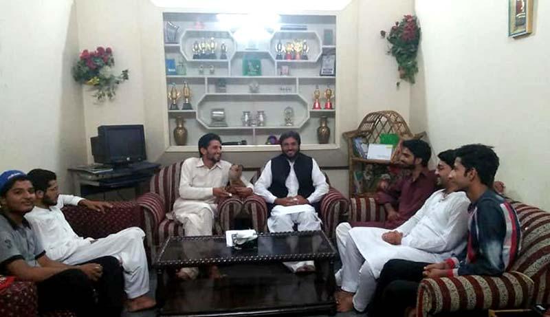 ایم ایس ایم فیصل آباد کی ضلعی ٹیم کا اجلاس