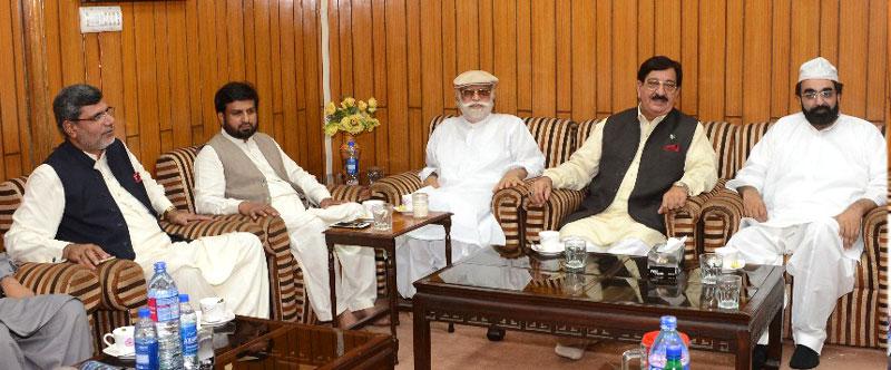 No PAT workers will vote for PML-N: Khurram Nawaz Gandapur