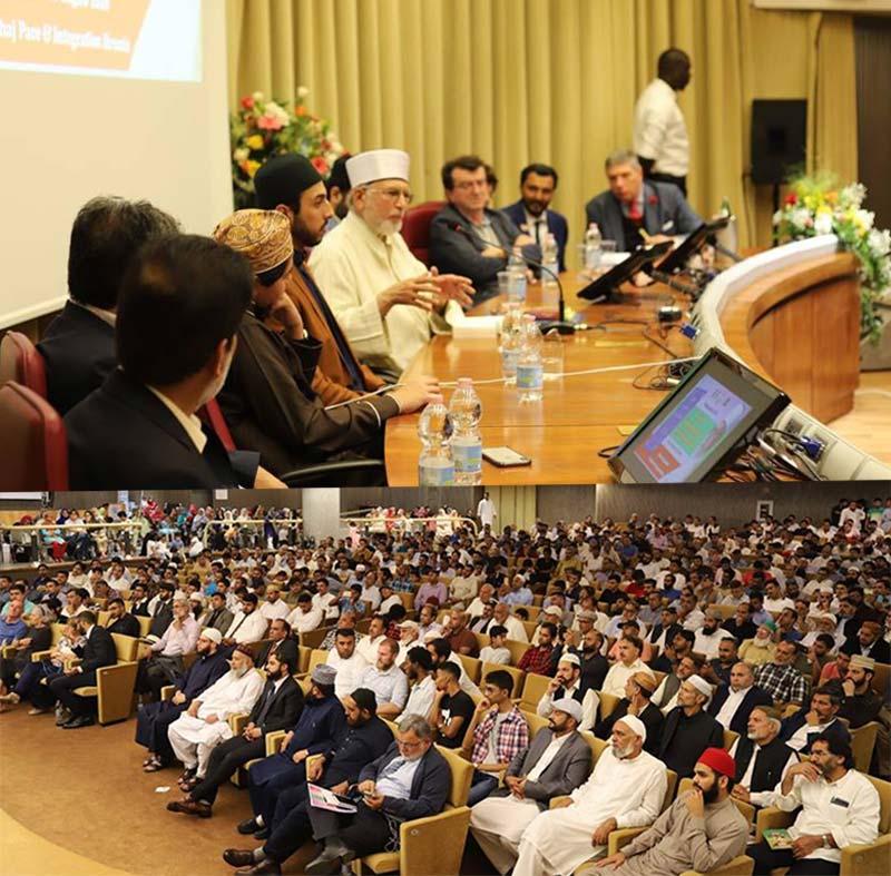 خالص نیت ہر عمل مقبول بنا دیتی ہے: ڈاکٹر محمد طاہرالقادری کا بریشیا میں خطاب