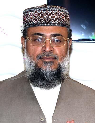 اسلام امن و محبت اور اخوت کا علمبردار ہے: سید ہدایت رسول شاہ قادری