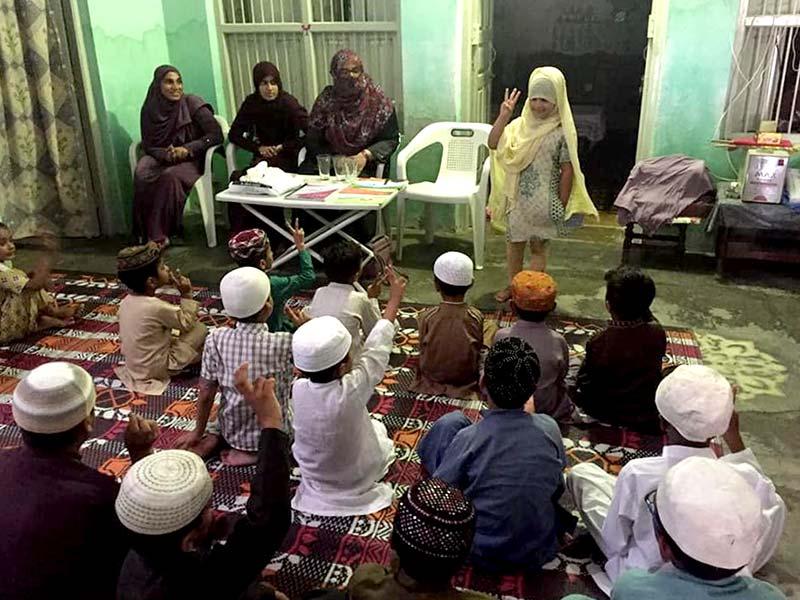 جہلم: ایگرز کے زیراہتمام بچوں کے لیے سمر کیمپ