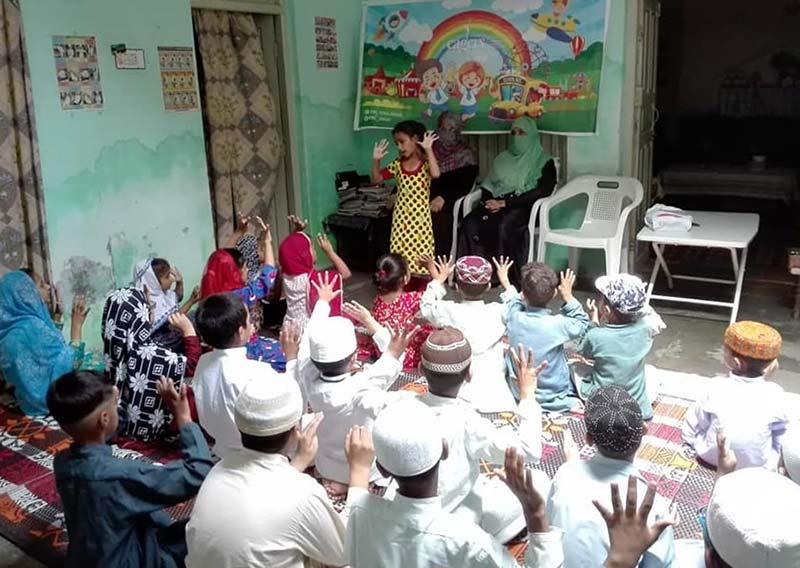 جہلم: ایگرز کے زیراہتمام بچوں کے سمر کیمپ کا دوسرا روز