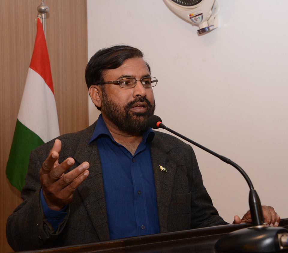 سہیل احمد رضا کی نو منتخب اقلیتی ممبران قومی و صوبائی اسمبلی کو مبارکباد