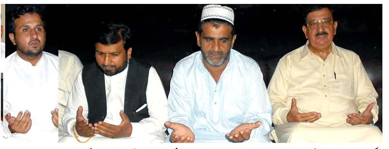 وہاڑی: خرم نواز گنڈاپور اور عوامی تحریک کے مرکزی وفد کا محمد اقبال شاہ نیکو کارہ کے  اہلخانہ سے اظہار تعزیت