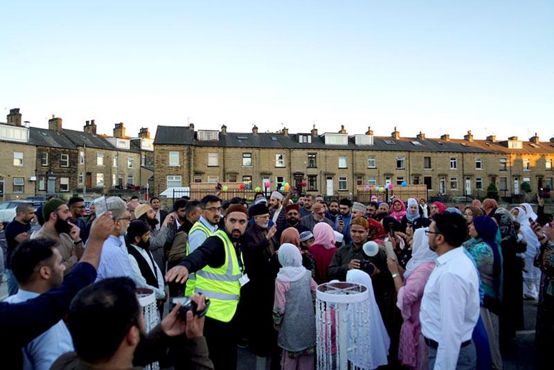UK: Shaykh-ul-Islam visits Madinat al Zahra