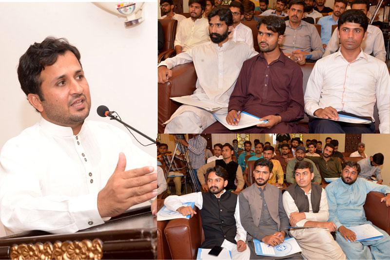 مصطفوی سٹوڈنٹس موومنٹ آج سے ''گرین پاکستان'' شجرکاری مہم شروع کریگی