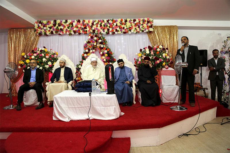 Bradford, UK: Members-only sitting with Shaykh-ul-Islam