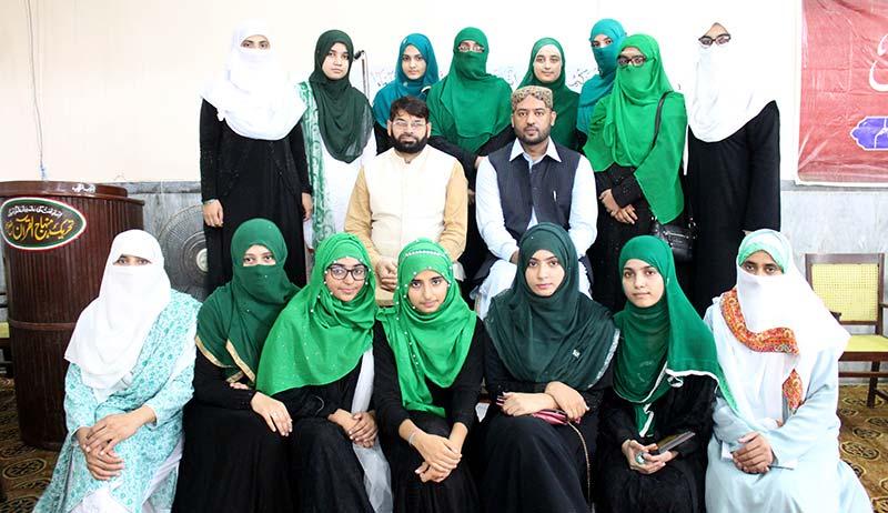 جہلم میں معلمین و معلمات کے لیے عرفان القرآن کورس