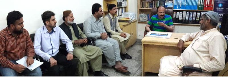 منہاج ویلفیئر فاؤنڈیشن کو ضلعی انتظامیہ نے قربانی کی کھالیں اکٹھی کرنے کی اجازت دے دی
