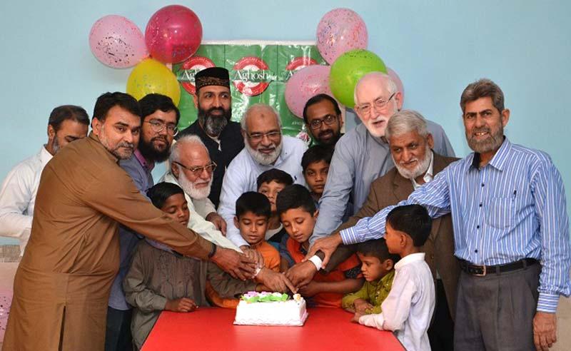 منہاج ویلفیئر فاؤنڈیشن کراچی کے زیراہتمام سینکڑوں من گوشت کی تقسیم