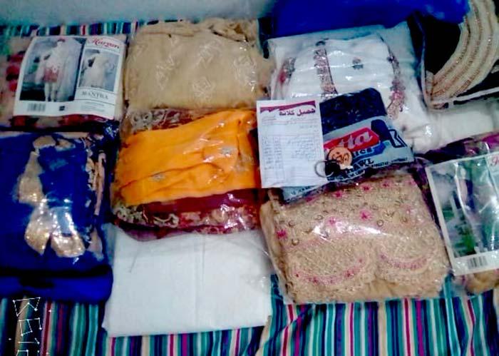 منہاج ویمن لیگ WOICE جہلم کے زیراہتمام جہیز سامان کا تحفہ