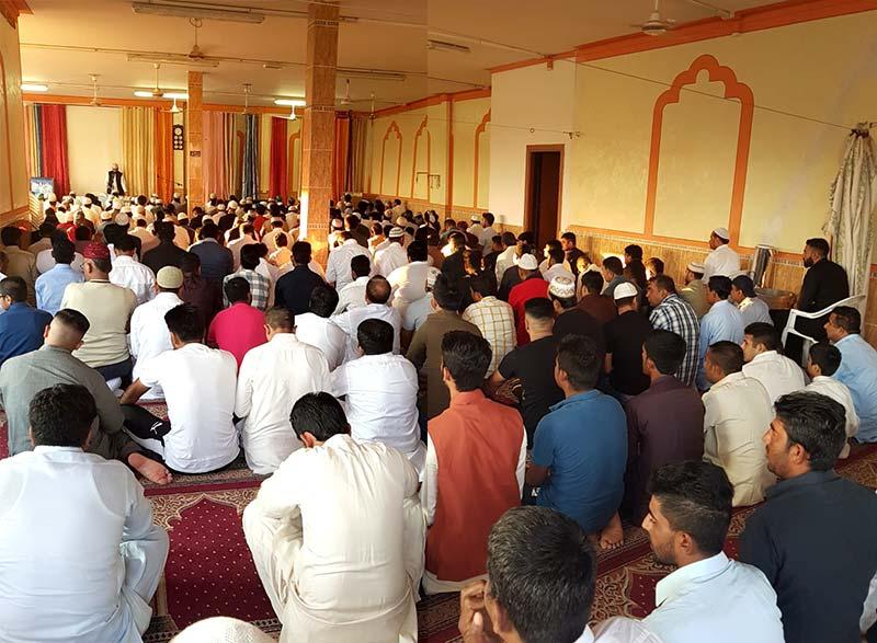 اٹلی: منہاج القرآن انٹرنیشنل کارپی سینٹر میں عیدالاضحیٰ کا اجتماع