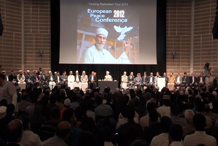 Shaykh-ul-Islam Dr Muhammad Tahir-ul-Qadri's Visit to Denmark 2012