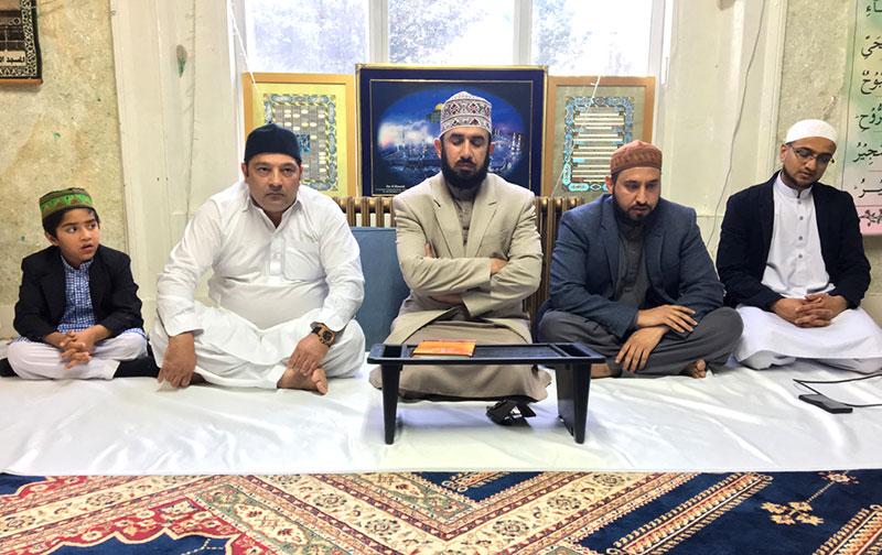 Manchester: spiritual gathering held