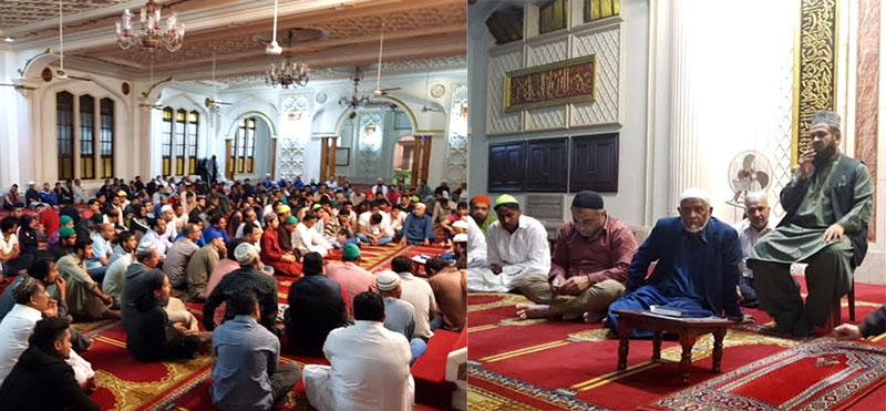 نٹال (ساؤتھ افریقہ): منہاج القرآن کے زیراہتمام محفل ایصال ثواب و حلقہ درود