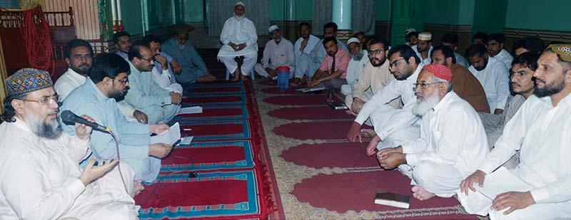 منہاج القرآن فیصل آباد کے زیراہتمام یوم دفاع پر تقریب