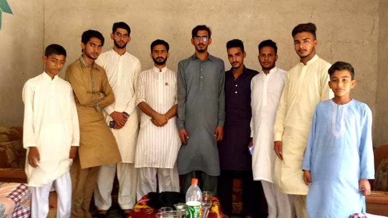 ایم ایس ایم ڈھڈیال آزاد کشمیر کی تنظیم نو