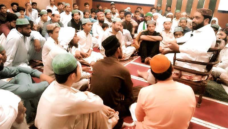 مصطفوی سٹوڈنٹس موومنٹ بہاولپور کی فکر امام حسین علیہ السلام کانفرنس