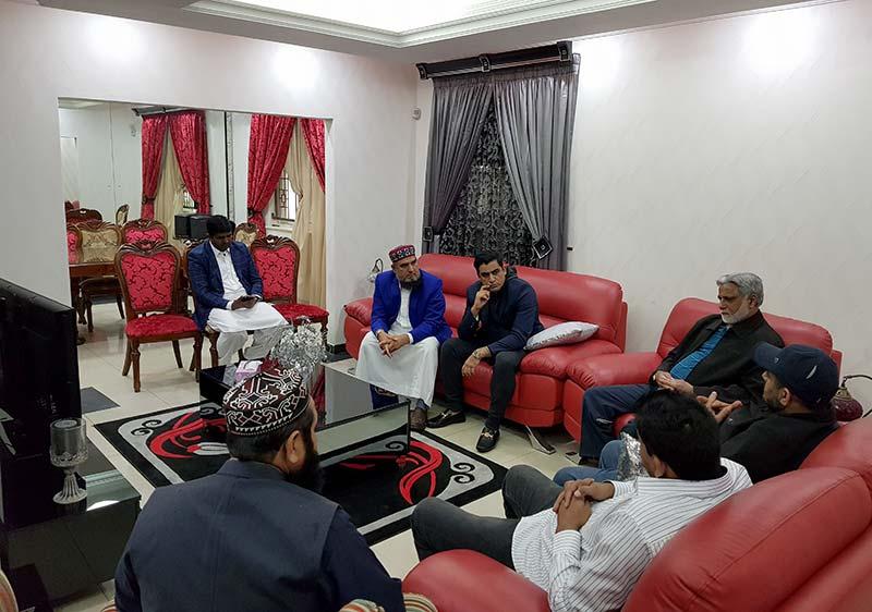 منہاج القرآن انٹرنیشنل دبئی کے قائدین کا اسلامک سنٹر KZN کا وزٹ، اجلاس اور ظہرانہ