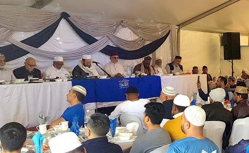 ساوتھ افریقہ میں شہادت امام حسین علیہ السلام کانفرنس