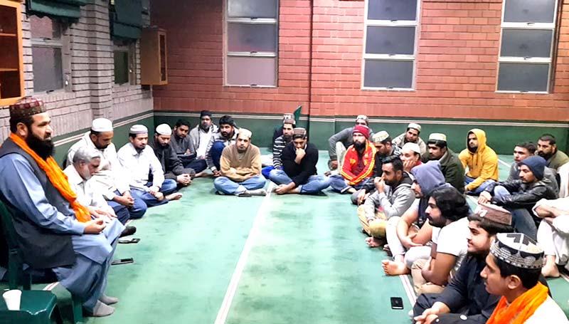 ساؤتھ افریقہ: منہاج القرآن پائن ٹاؤن سیکٹر کے زیراہتمام شہادت امام حسین علیہ السلام کانفرنس