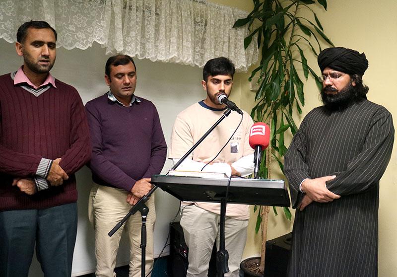 آئرلینڈ: تحریک منہاج القرآن کے زیراہتمام ڈبلن میں شہدائے کربلا کانفرنس