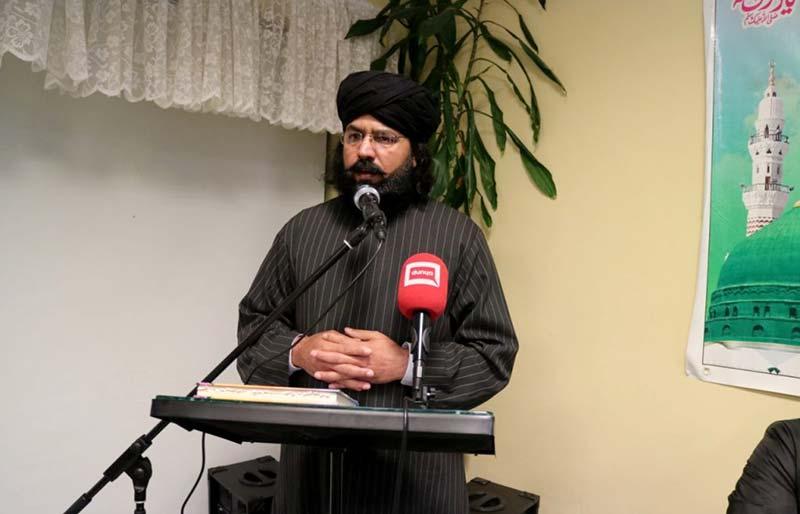 ڈبلن: تحریک منہاج القرآن آئرلینڈ کے زیراہتمام شہادت امام حسین علیہ السلام کانفرنس