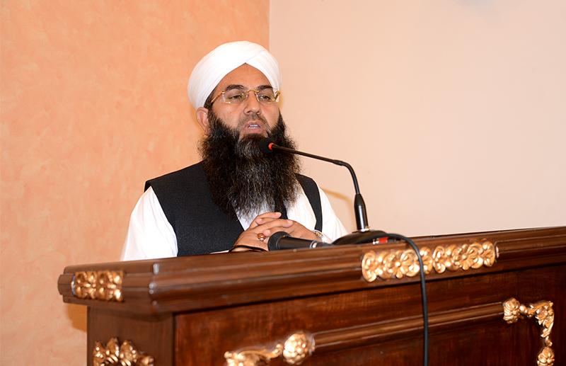 امت مسلمہ اور پوری انسانیت کو محبت، امن اور احترام کی ضرورت ہے: امداد اللہ قادری