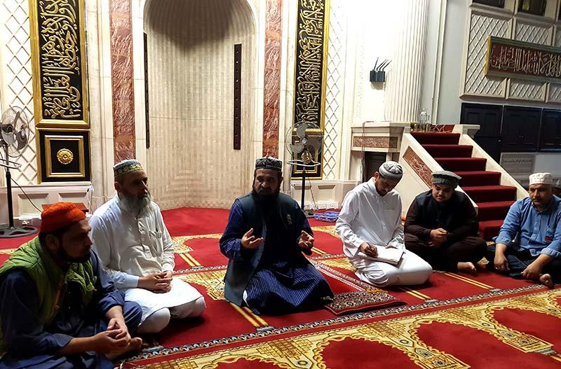 نٹال: منہاج القرآن ساؤتھ افریقہ کے زیراہتمام 104 واں حلقہ درود