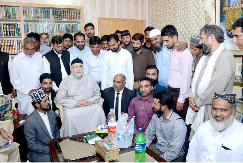 The oppressed will be the ultimate winners: Dr Tahir-ul-Qadri