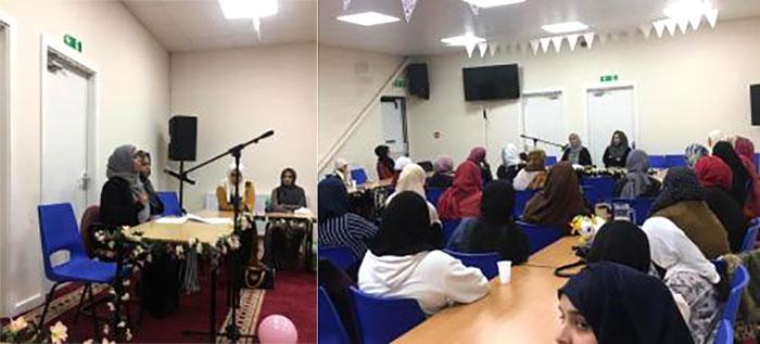 برطانیہ: مدینۃ الزہراء بریڈ فورڈ میں خواتین کے لیے سلسلہ وار سٹڈی سرکل