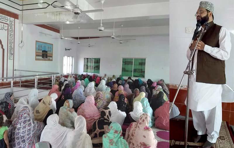 جہلم: کوٹلہ فقیر میں عرفان القرآن کورس کی افتتاحی تقریب