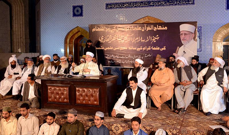 فرقہ واریت اتحاد و یکجہتی کی سب سے بڑی دشمن ہے: ڈاکٹر طاہرالقادری