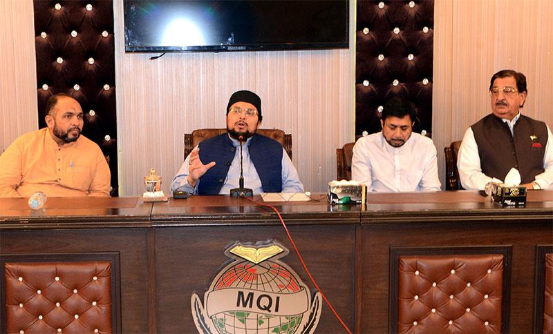 MQI struggle for establishment of an egalitarian, Islamic welfare society: Dr Hussain Mohi-ud-Din Qadri