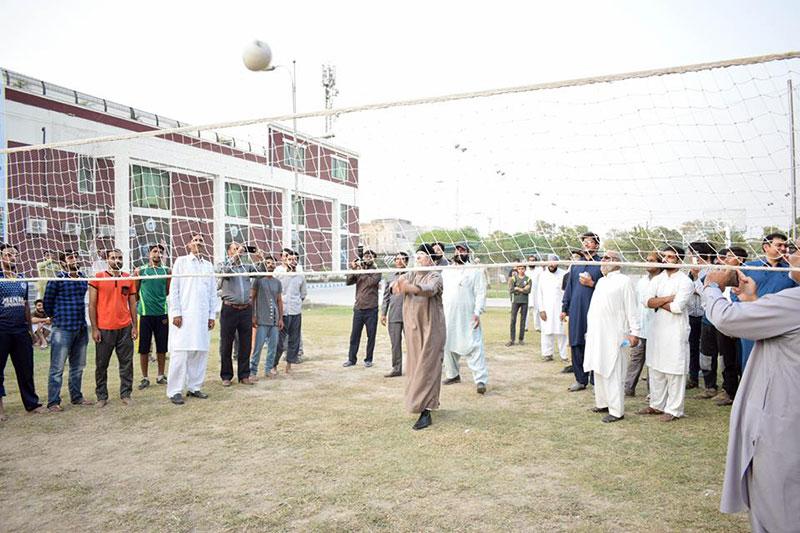 Sports are as important as education: Dr Tahir-ul-Qadri
