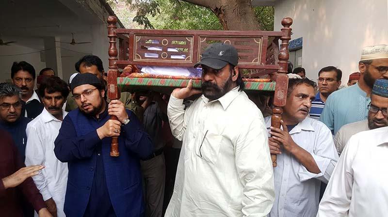 Dr Tahir-ul-Qadri expresses grief on death of Rana Farooq's father