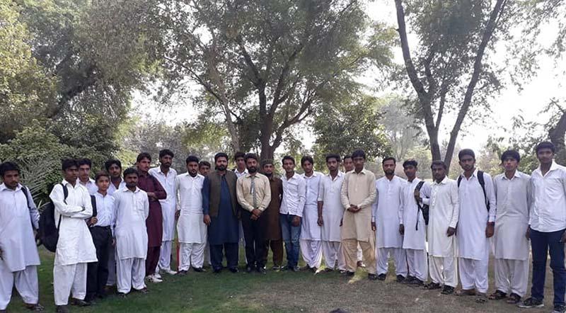 وہاڑی: ایم ایس ایم گورنمنٹ ہائر سیکنڈری سکول لڈن کی تنظیم نو