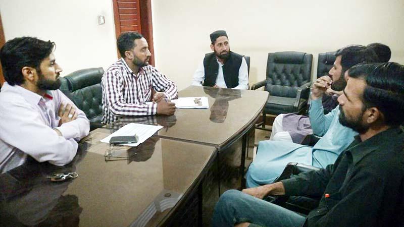 منہاج یوتھ لیگ کراچی کا تنظیمی اجلاس