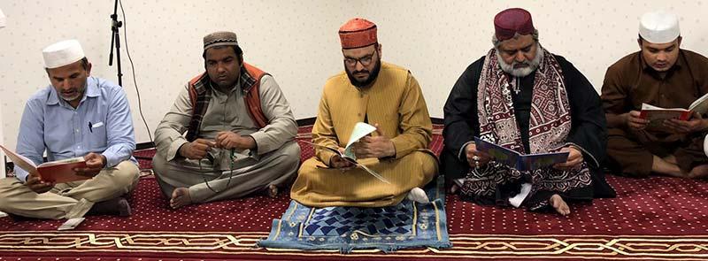جاپان: سکائی ماچی مرکز پر تعزیتی محفل، علامہ محمد شکیل ثانی کا درس قرآن