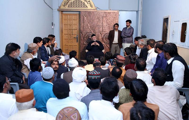 The oppressors are facing wrath of nature: Dr Tahir-ul-Qadri