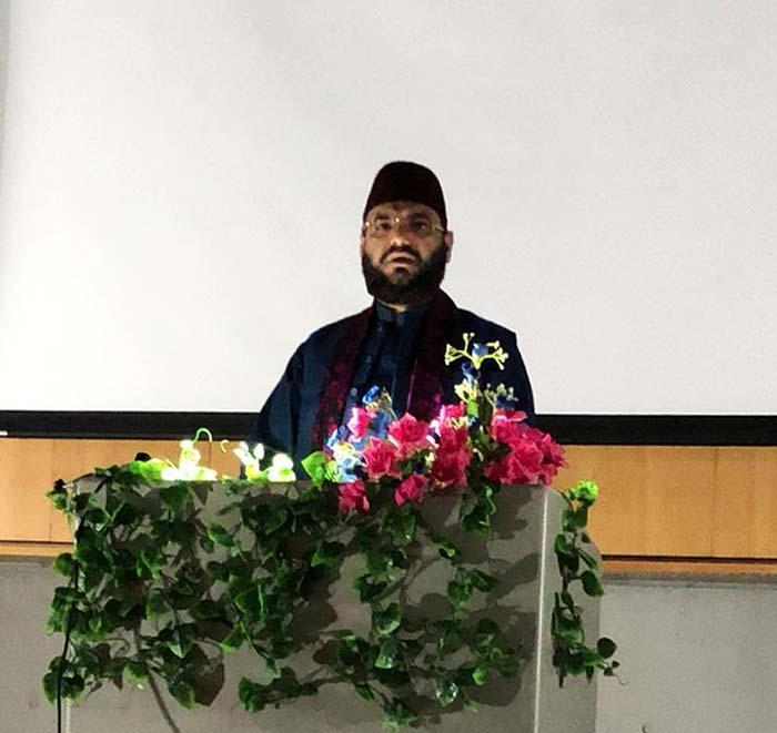 ڈائریکٹر منہاج القرآن انٹرنیشنل جاپان علامہ محمد شکیل ثانی کی جاپانی فیسٹیول میں  شرکت