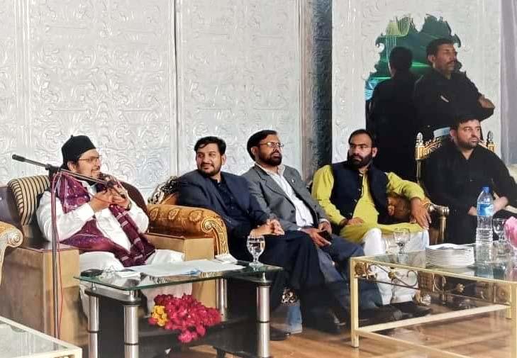 منہاج القرآن یوتھ لیگ پی پی 155 لاہور کے زیراہتمام میلاد ڈنر