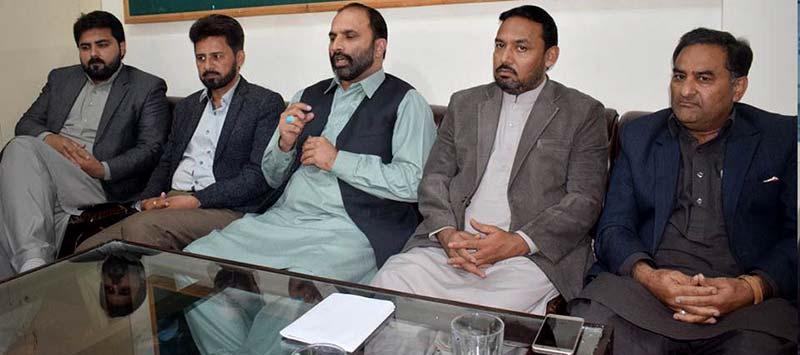 کنونشن سنٹر میں میلاد کانفرنس کی تیاریاں عروج پر پہنچ چکی  ہیں: تحریک منہاج القرآن اسلام آباد