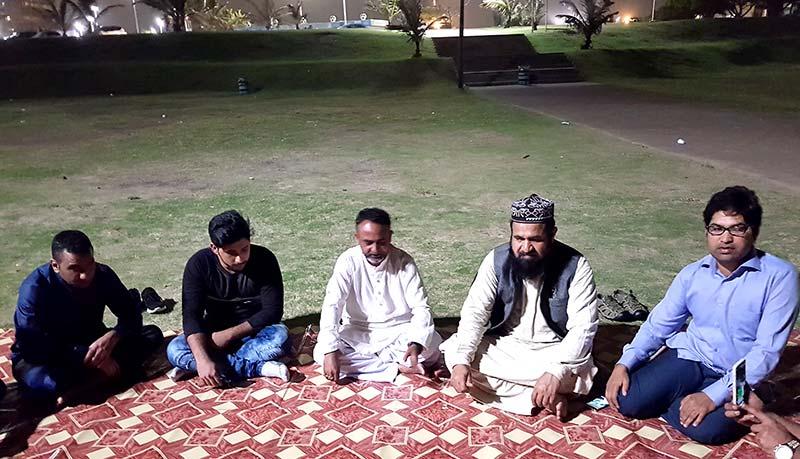 منہاج القرآن انٹرنیشنل نٹال ساوتھ افریقہ کا اجلاس
